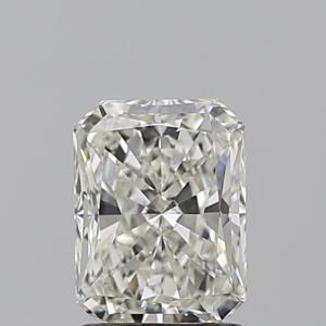 Radiant 1.50 carat I VS1 Photo