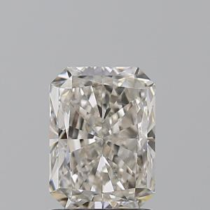 Radiant 1.51 carat I VS1 Photo
