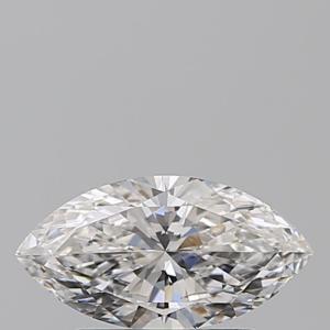 Marquise 0.70 carat E VVS2 Photo
