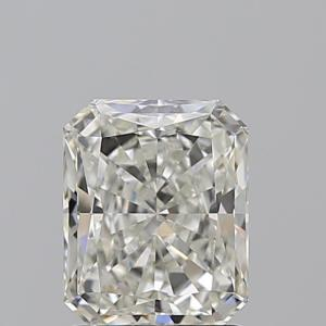 Radiant 1.52 carat I VS1 Photo