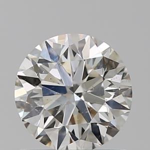 Round 0.80 carat I SI2 Photo