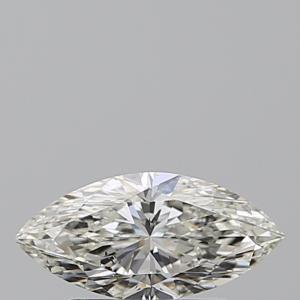 Marquise 0.72 carat I SI2 Photo