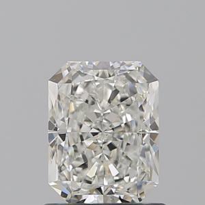 Radiant 1.01 carat H VS1 Photo