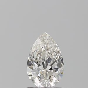 Pear 0.81 carat G VS2 Photo