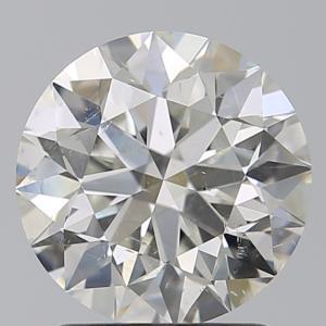 Round 1.80 carat I SI2 Photo