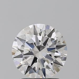 Round 1.70 carat D SI1 Photo