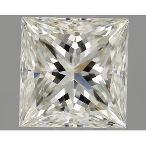 Princess 0.80 carat K VS1 Photo