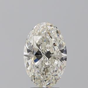 Oval 3.01 carat J SI2 Photo