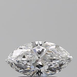 Marquise 0.71 carat D SI2 Photo