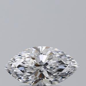 Marquise 0.72 carat D SI1 Photo