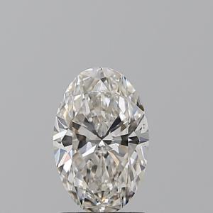 Oval 1.23 carat I SI1 Photo