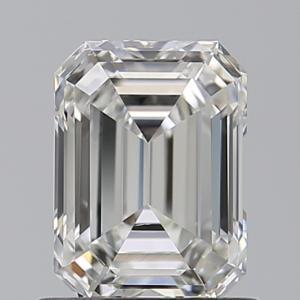 Emerald 0.90 carat G VS2 Photo