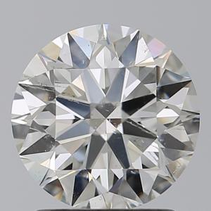 Round 1.60 carat H SI2 Photo
