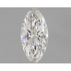 Marquise 0.50 carat H VVS1 Photo