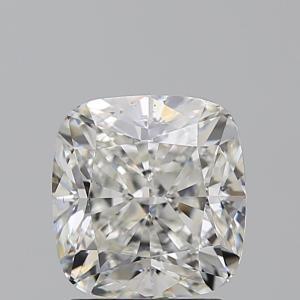 Cushion 2.01 carat I SI1 Photo