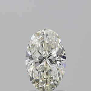 Oval 1.01 carat K SI1 Photo