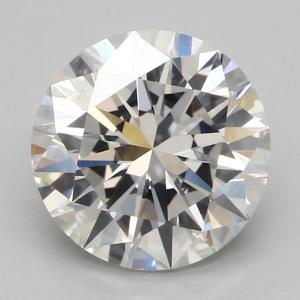 Round 1.70 carat I SI1 Photo