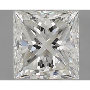 Princess 0.70 carat H SI2 Photo