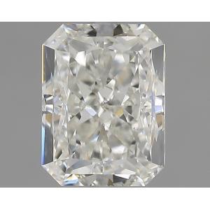 Radiant 1.00 carat I SI2 Photo