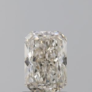 Radiant 1.00 carat J SI1 Photo