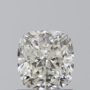 Cushion 1.01 carat I SI1 Photo