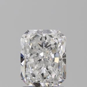 Radiant 1.50 carat D SI1 Photo