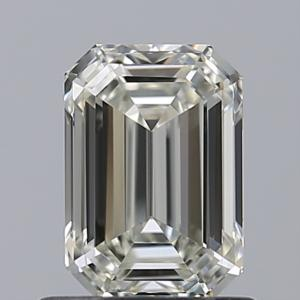 Emerald 0.90 carat J VVS1 Photo