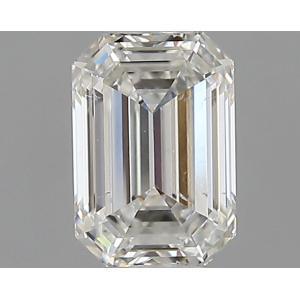 Emerald 0.90 carat G SI1 Photo