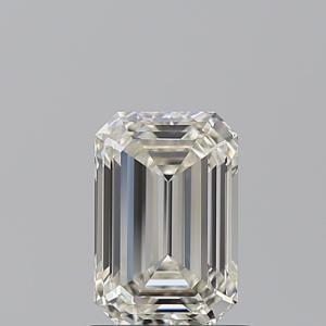 Emerald 1.01 carat I VVS1 Photo