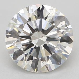 Round 0.82 carat I SI2 Photo