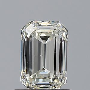 Emerald 0.91 carat J VS1 Photo