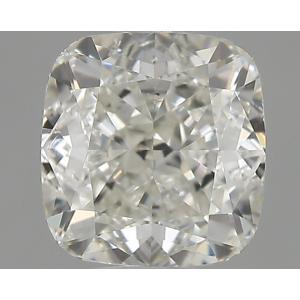Cushion 0.70 carat J SI1 Photo