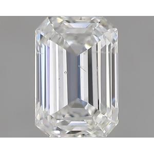 Emerald 0.31 carat F SI1 Photo
