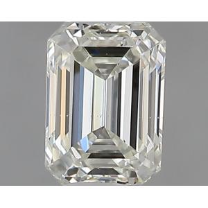 Emerald 0.30 carat J VS2 Photo