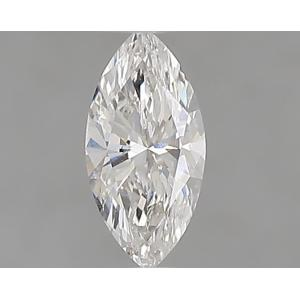 Marquise 0.30 carat G SI2 Photo