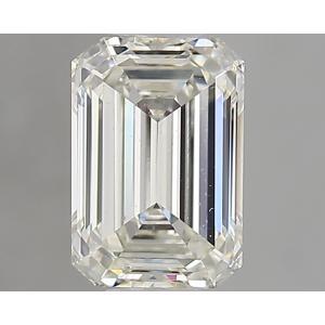 Emerald 0.90 carat J VS2 Photo