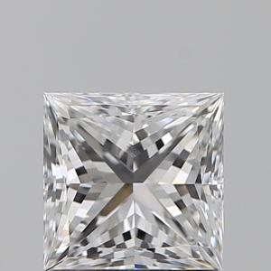 Princess 1.00 carat D VS2 Photo