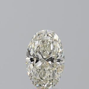 Oval 1.51 carat K SI1 Photo