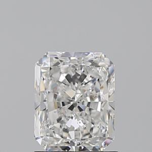 Radiant 1.51 carat F SI2 Photo