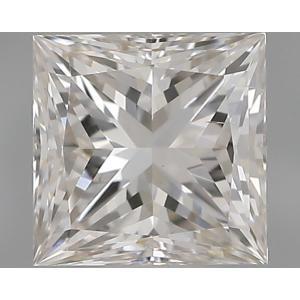 Princess 0.30 carat J VS2 Photo