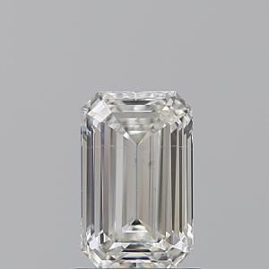 Emerald 0.90 carat F SI1 Photo