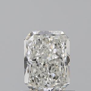 Radiant 1.01 carat I VS1 Photo
