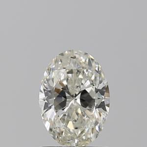 Oval 1.01 carat J SI2 Photo