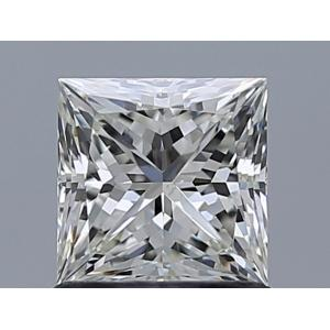 Princess 1.01 carat J VS2 Photo