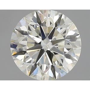 Round 0.80 carat K SI1 Photo