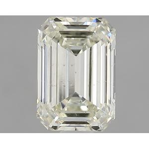Emerald 0.90 carat L SI1 Photo