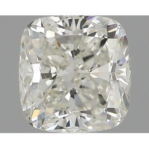 Cushion 0.70 carat J SI2 Photo