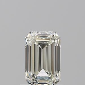 Emerald 0.92 carat J VVS2 Photo
