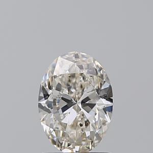 Oval 1.20 carat J SI1 Photo