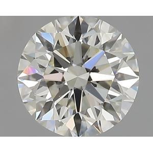 Round 0.80 carat K SI2 Photo